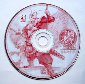 【游戏】三国霸业(简体中文版 1CD)