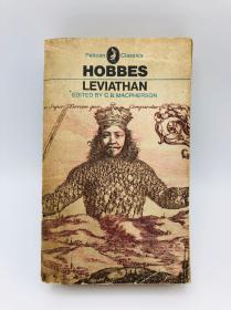 Leviathan (Pelican Classics) 英文原版《利维坦》(鹈鹕经典)