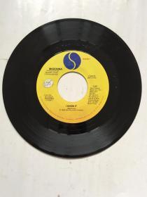 1983年黑胶唱片madonna 麦当娜