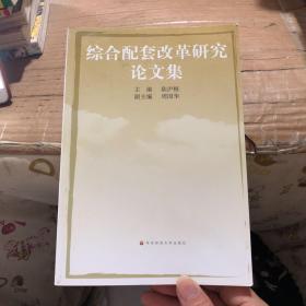 综合配套改革研究论文集