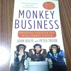 Monkey Business:Swinging Through the Wall Street Jungle