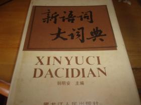 新语词大词典