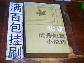 北京优秀短篇小说选