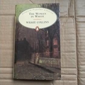 原版 白衣女人the woman in white