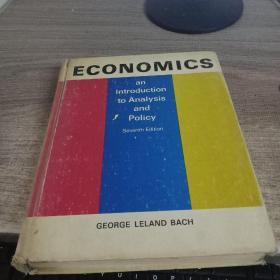 BACH ECONOMICS