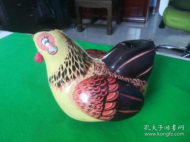 铁皮玩具生蛋母鸡【配件】出