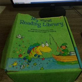 my first reading library