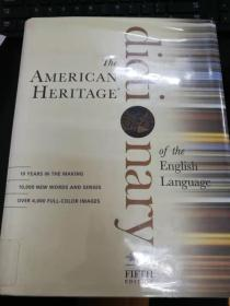The American Heritage Dictionary of the English Language, Fifth Edition(品好)