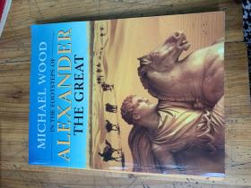 3247:《MICHAEL WOOD    IN THE FOOTSTEPS OF ALEXANDER THE GREAT 》 跟随亚历山大大帝的脚步