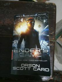 Enders Game (Enders Saga, Book 1)安德系列1:安德的游戏 英文原版