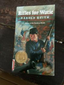 Rifles for Watie  维迪的华夫饼