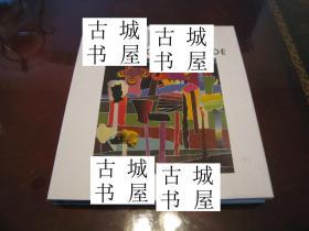 古籍《艾伦·卡普兰艺术品》精美黑白插图,1983年出版,精装