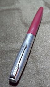 老PARKER 21钢笔1