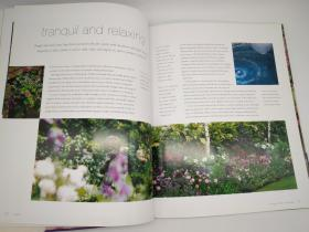 花园设计Creating a Garden of the Senses: Simple ways to use fragrance, touch, sound, taste and visual drama in the garden