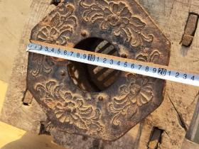 清代 铸铁  大尺寸  茶水炉  高浮雕 四季花  全身满工  茶室必备佳品    喜欢的来[抱拳][抱拳]