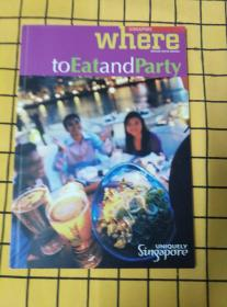 Where to Eat and Party in Singapore