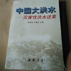 中国大洪水:灾害性洪水述要