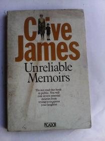 Unreliable  Memoirs  英文原版