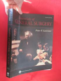 Essentials of General Surgery   【详见图】