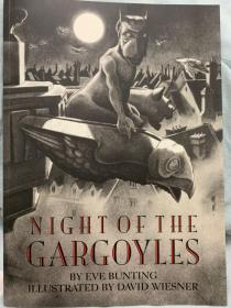风格独特 Night of the Gargoyles