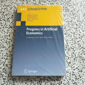 Progress in artiflcial economics