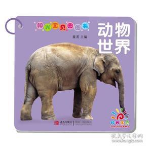 阳光宝贝圈圈书:动物世界