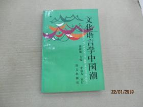 文化语言学中国潮
