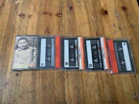 老的磁带(tdk D60) Aaron neville阿隆尼维尔等5盘