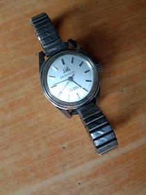 上海牌方针机械手表