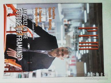 Picture Framing Magazine  (PFM) 2018/02相框平面艺术设计手工