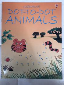 平装 Dot to Dot Animals 点到点动物