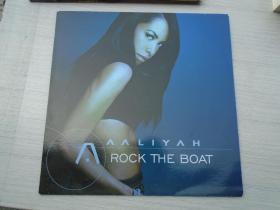 ROCK THE BOAT (大黑胶唱片,原版外文唱片,1盘,品好,无划痕。只发快递。详见书影)