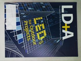 LD+A:Lighting Design Application 2017/11 照明设计原版杂志