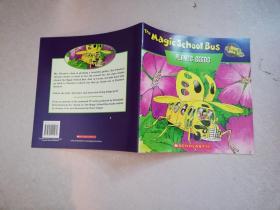 The Magic School Bus Plants Seeds: A Book about How Living Things Grow  神奇校车系列: 播种记【实物拍图】英文版