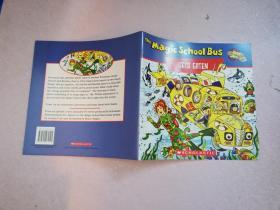 The Magic School Bus Gets Eaten: A Book About Food Chains  神奇校车系列: 在人体内游览【实物拍图】英文版