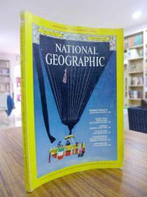 美国国家地理杂志 NATIONAL  GEOGRAPHIC 1978年 DECEMBER(英文原版)