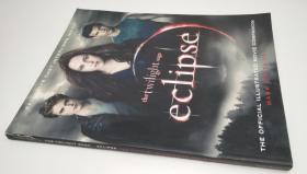 暮光之城传说日食 插图电影伴侣The Twilight Saga Eclipse: The Official Illustrated Movie Companion