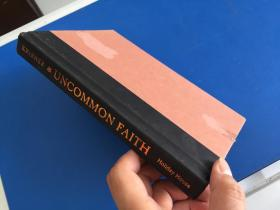 UNCOMMON   FAITH  BY    TRUDY   KRISHER【精装】