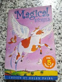MAGICAL STORIES FOR 5 YEAR OLDS  5岁神奇故事集