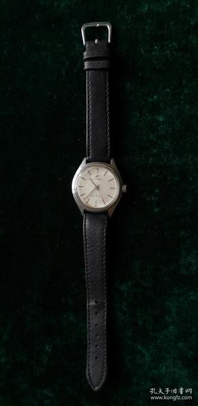 英纳格瑞士机械老手表一支