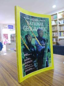 美国国家地理杂志 NATIONAL  GEOGRAPHIC 1980年 OCTOBER(英文原版)