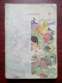 六年制小学语文第八册,彩色插图版,小学语文1996年1版,