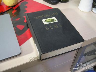 1936年 The Story of the GEMS《宝石传奇》 Herbert P. Whitlock很多中国玉器图片   包邮快递