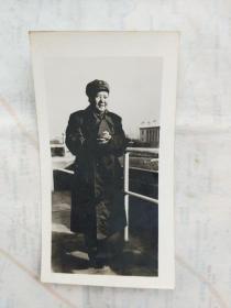 毛主席黑白老照片