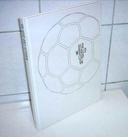 OSB1994世界杯硬精铜版全彩画册