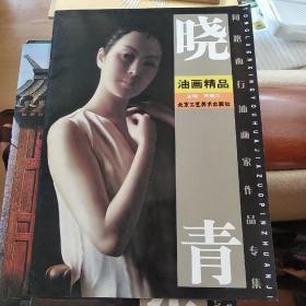 晓青油画精品