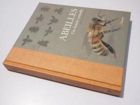法语版蜜蜂的自然历史 Abeilles, une histoire naturelle 法文书