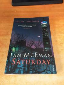 IAN MCEWAN SATURDAY(原版英文)