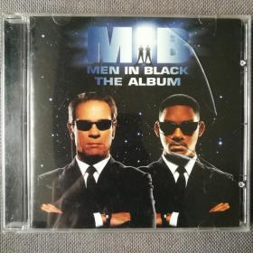 Men In Black (The Album)-黑衣人-原声带、影视音乐、电影原声-欧美正版CD