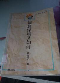 调到深圳又如何--朝花集丛书